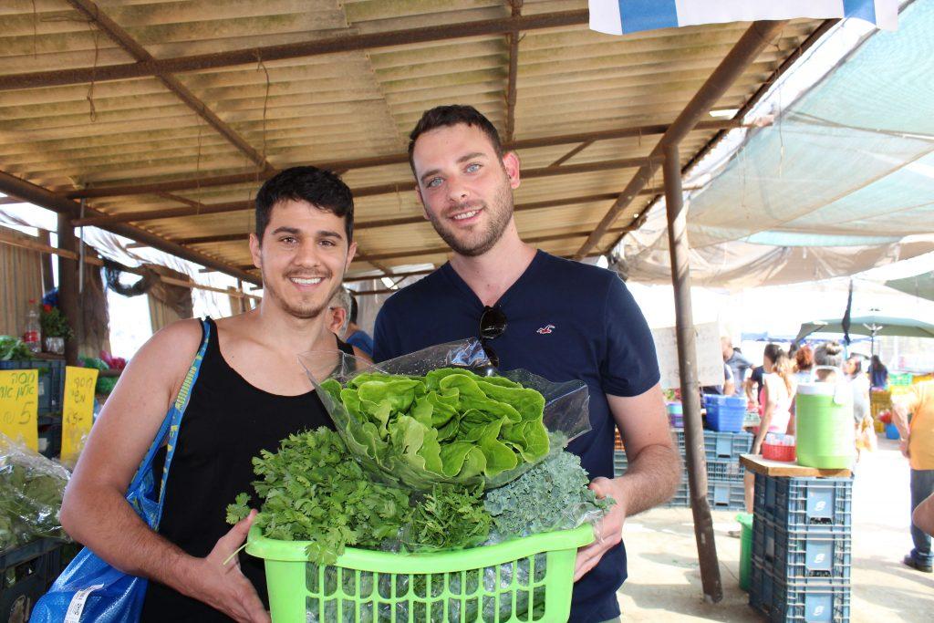 מהחקלאי השדה לצרכן משק רמי קנטור