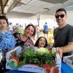 שוק איכרים חוויה למשפחה