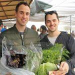 משק רמי קנטור שוק איכרים תוצרת חקלאית מהשדה לצלחת