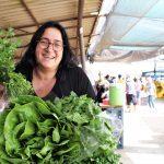 שוק איכרים ירוק זה בריא רמת השרון רמי קנטור
